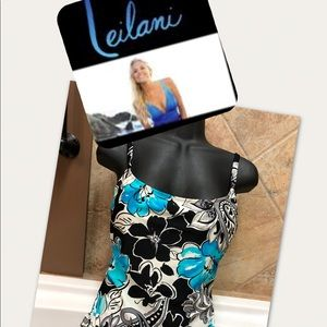 Leilani One Piece Conservative Swimsuit